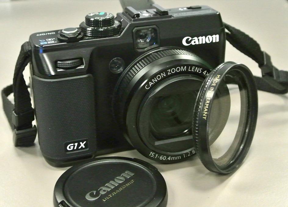 Canon G1X a user complains