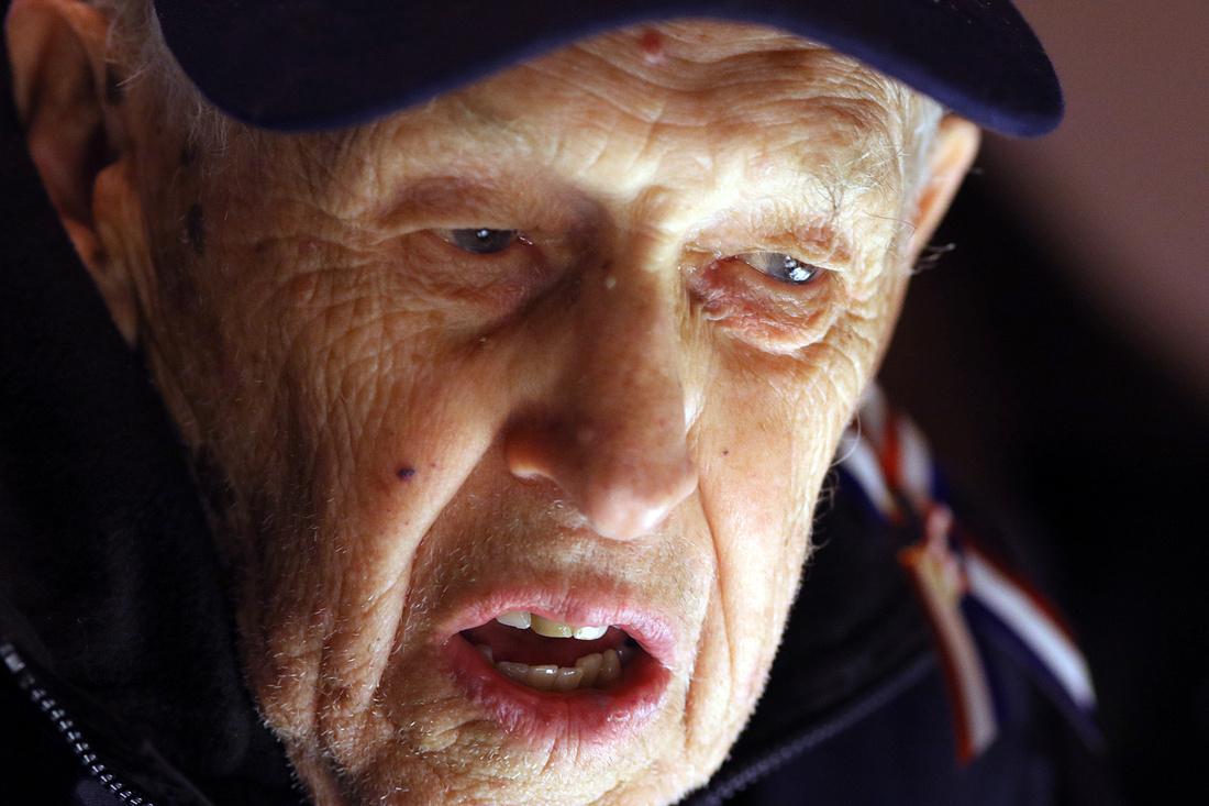 WW ll Veteran Bert Stanley