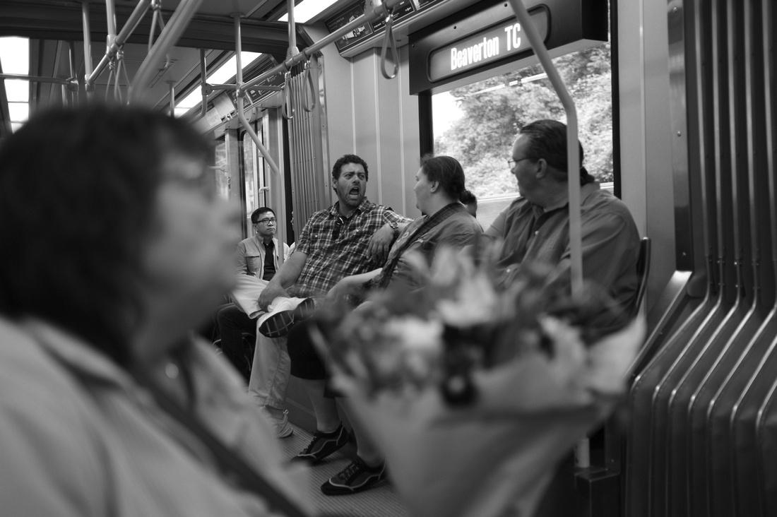Oregon transit