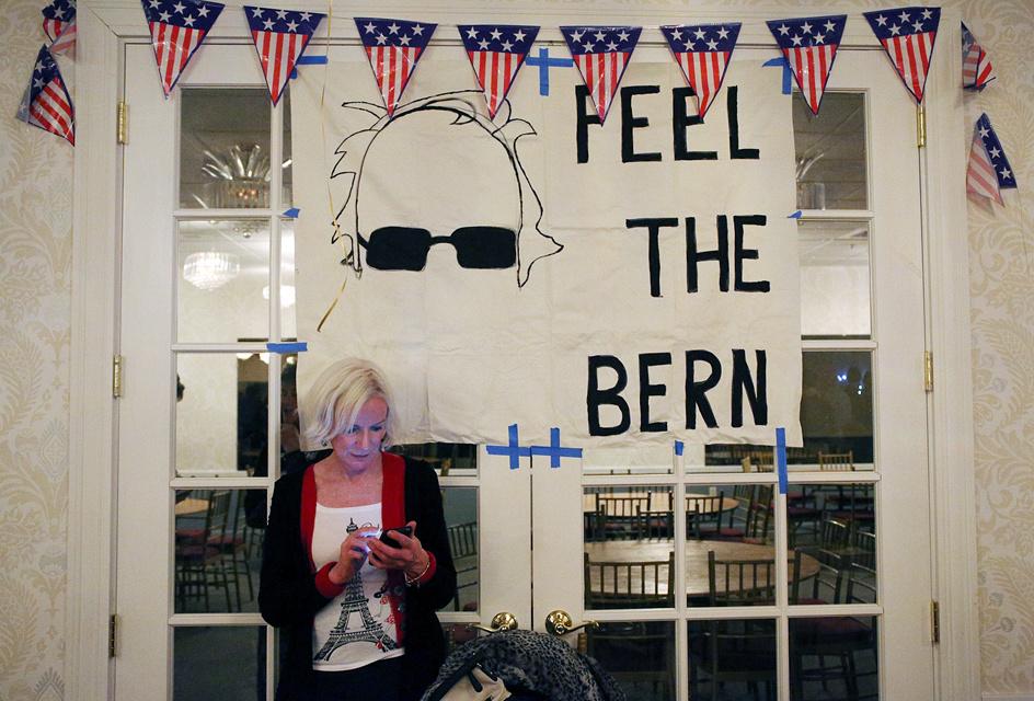 Feelin the Bern