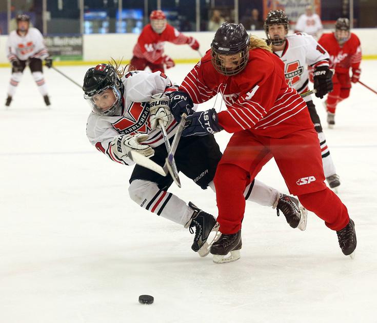 Marblehead girls hockey