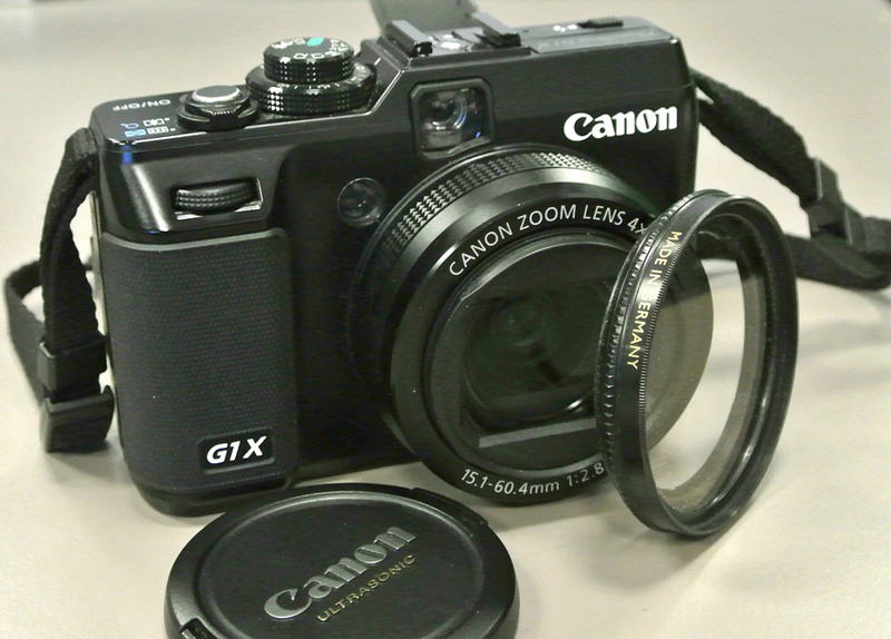 Canon G1X a user complains